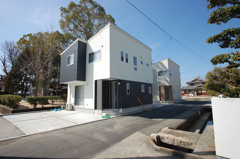 神田町・分譲住宅2棟