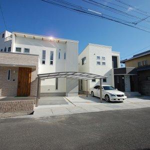 新福 分譲住宅2棟
