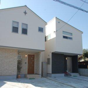 上中野 分譲住宅2棟